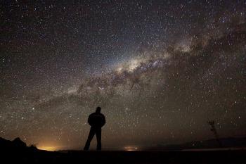 Poussée par un vide, notre galaxie surfe à plus de 2 millions de km/h
