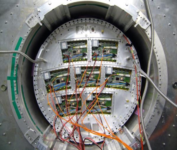 Detectors development