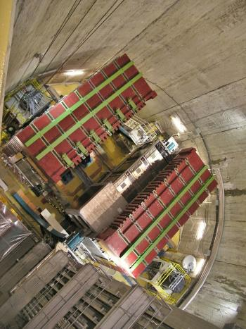 Colliders neutrinos