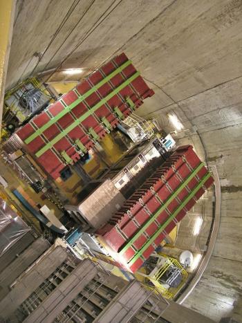 Colliders neutrinos