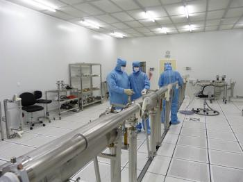 ISO4 clean room