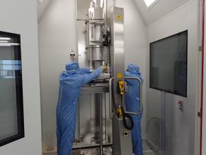 ISO5 clean room