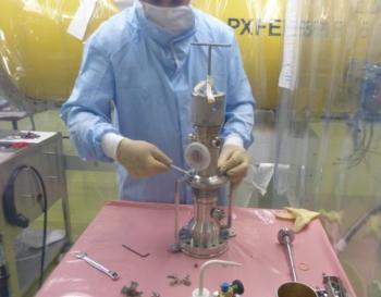 Cryomodule assembly platform