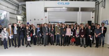 Inauguration de la plateforme Ciclad