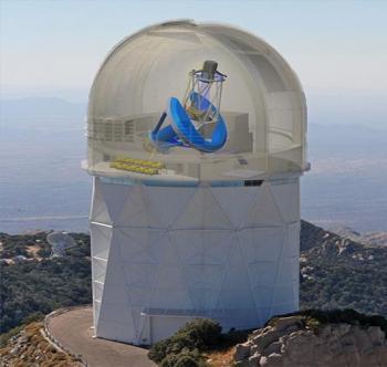 Arpentage cosmique en terre inconnue