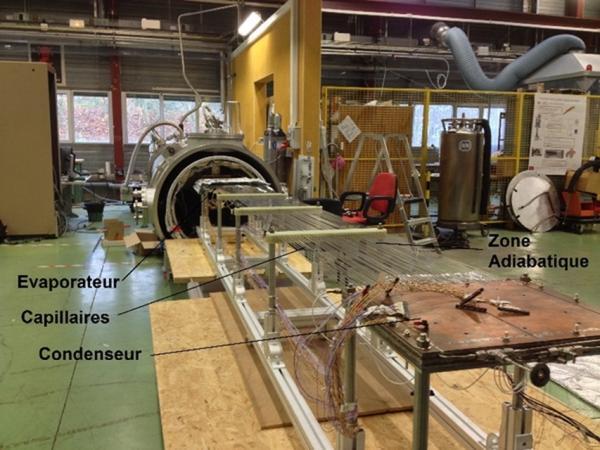 Caloducs cryogéniques oscillants