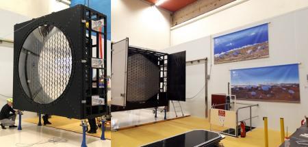 La caméra NectarCAM pour les télescopes intermédiaires (MST)