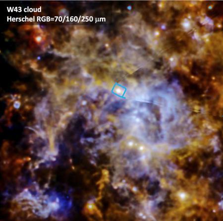 Trop de proto-étoiles massives !