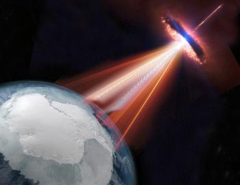 Un premier indice multi-messager d'un accélérateur de rayons cosmiques ?