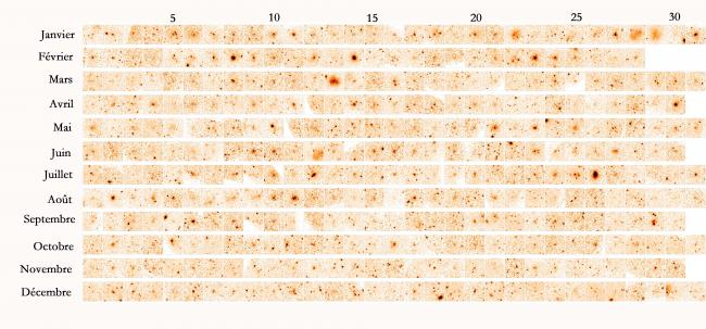 Tracing the Universe: a new X-ray survey bring a new light