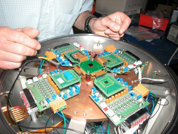 R&D détecteur CdTe