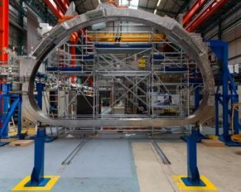 Nuclear fusion: French superconducting coils ready for the JT-60SA tokamak