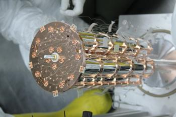 CUPID-0 a trouvé cristal et s'est installé