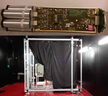 The NectarCAM camera