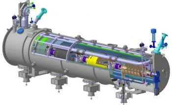 Le 1er cryomodule de démonstration de l'accélérateur ESS passe le test RF de puissance dans les conditions ESS avec succès!