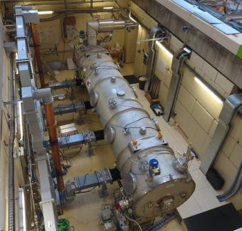 The 1rst ESS prototype cryomodule successfully passes the RF power test!