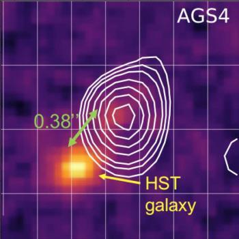 De nouvelles galaxies sombres découvertes au fond de l'Univers