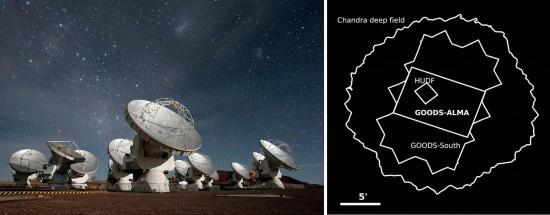 New dark galaxies discovered in the depths of the Universe