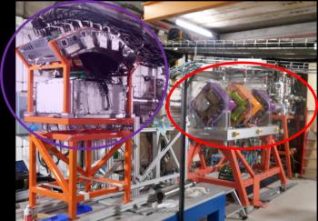 Campagne d'expériences 2019 au GANIL : le détecteur ACTAR TPC couplé pour la première fois au spectromètre LISE