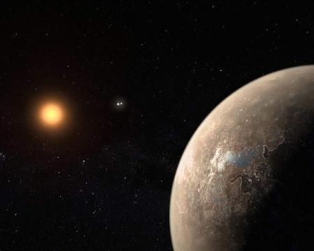 Planètes autour d'Alpha du Centaure