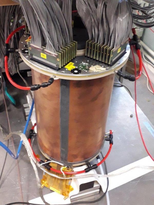 Parcours L - électronique HL-LHC | Agata et Minos | R&D cryogénie