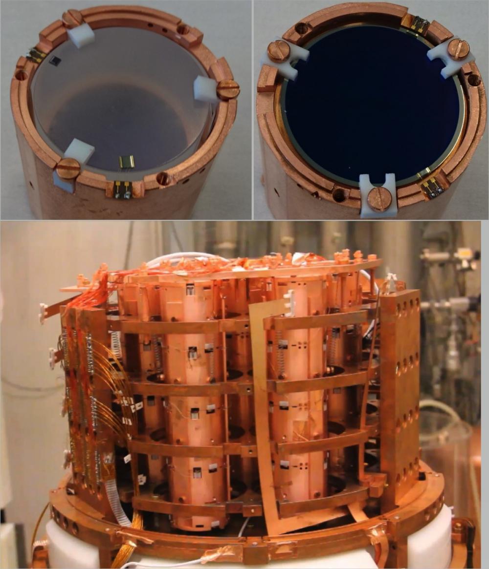 Un nouveau record mondial sur la décroissance 0νββ établi par l'expérience CUPID-Mo pour déterminer la nature du neutrino.