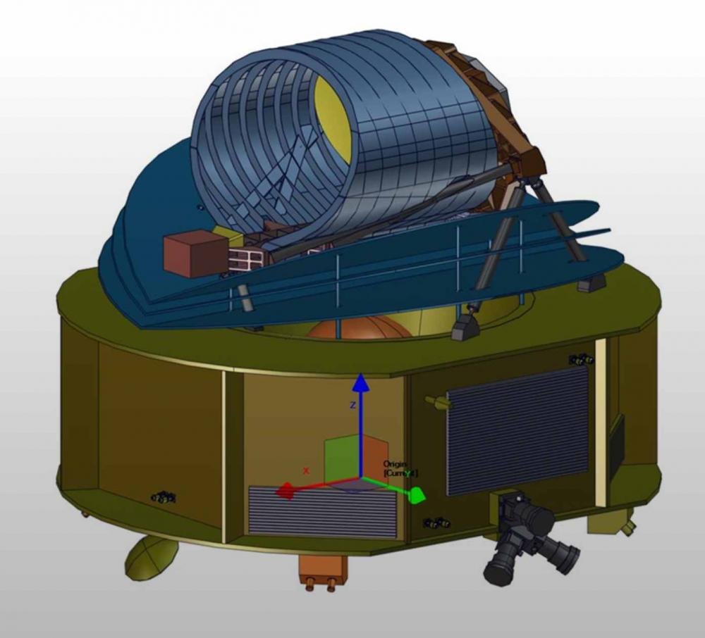 The European Space Agency adopts Ariel mission: Irfu is the project manager of AIRS instrument
