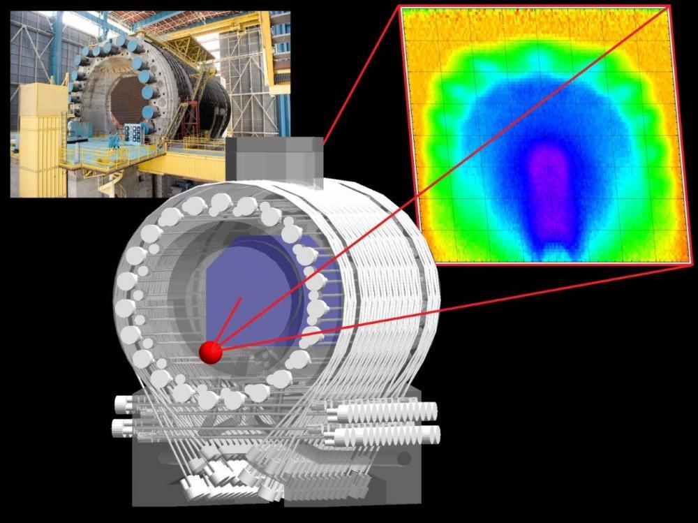 La muographie s'invite au cœur des réacteurs nucléaires