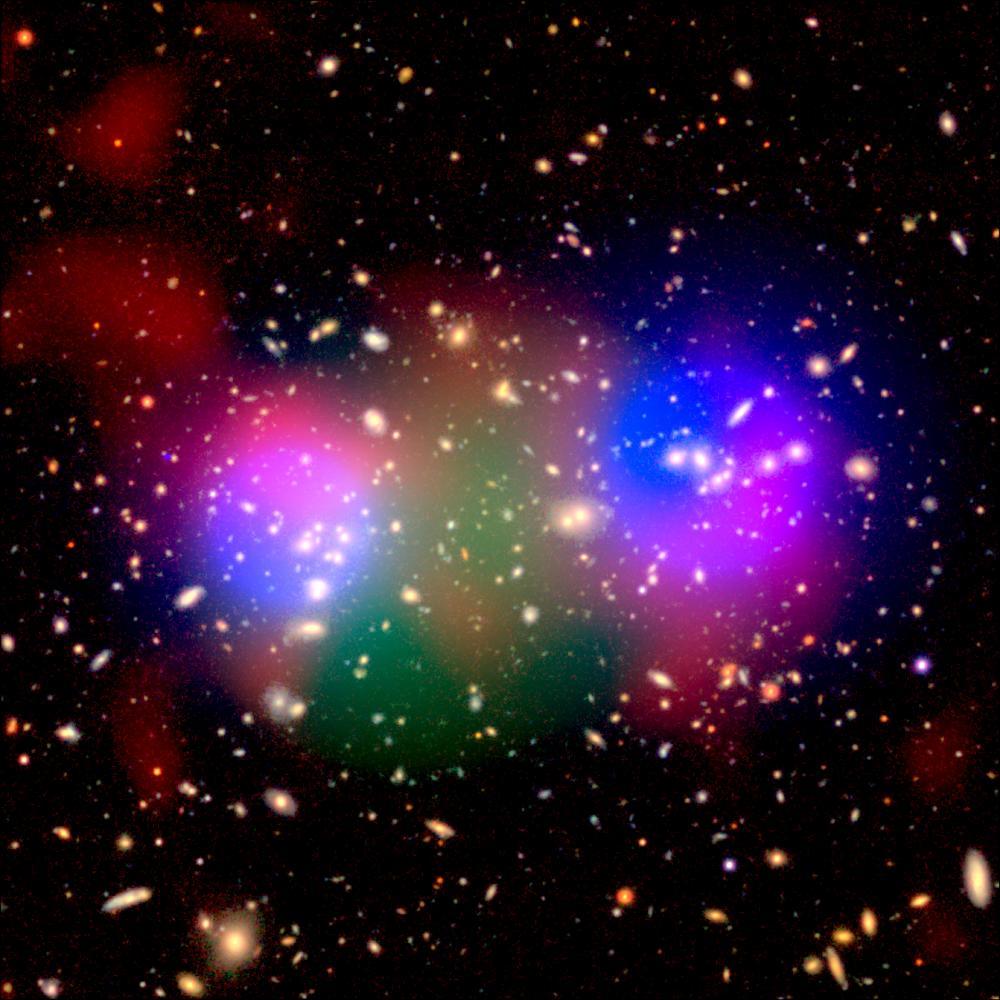 Fournaise cosmique