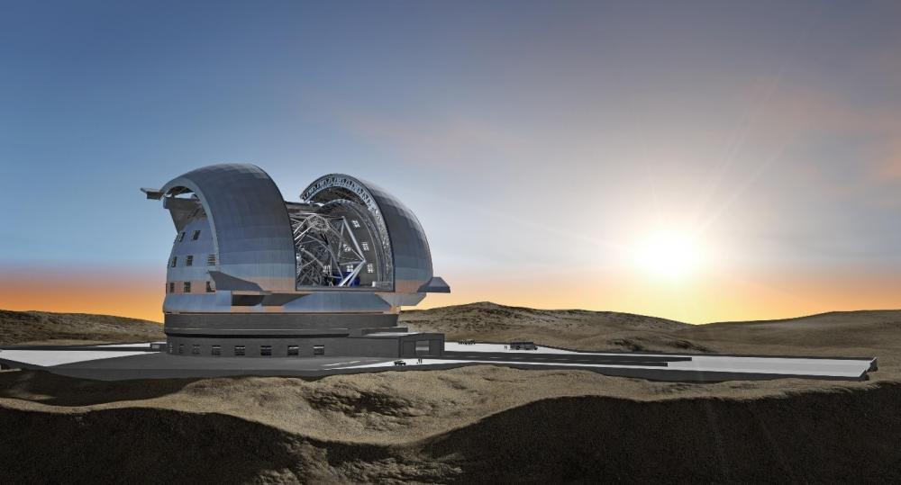L'ESO valide la conception des cryomécanismes ICAR destinés à l'instrument METIS de l'ELT