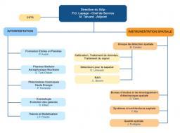 Organization of SAp