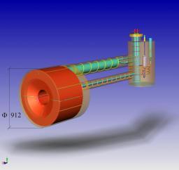 Mise en route du solénoϊde supraconducteur CLAS/DVCS