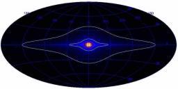 L'antimatière de la Galaxie