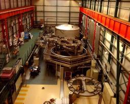 W-7X test facility