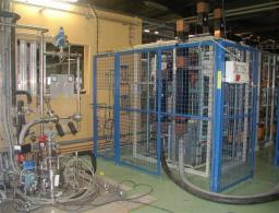 Séjos – test station for superconducting joints