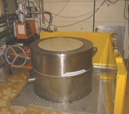 Vertical cryostats CV