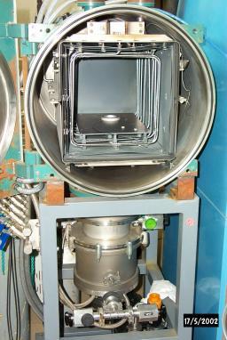 Ultra high vacuum laboratory