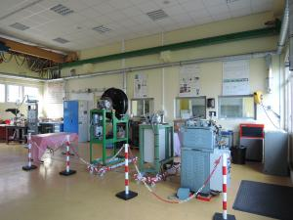 Insulation laboratory