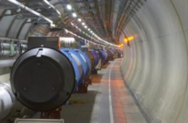 Quadripôle LHC