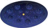 Structure de la nébuleuse protoplanétaire