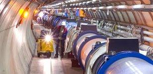 Naissance d'un géant : mise en route du LHC
