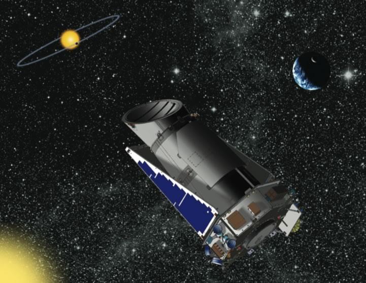 Les astronomes européens vont utiliser la mission Kepler de la NASA pour l'étude des oscillations stellaires