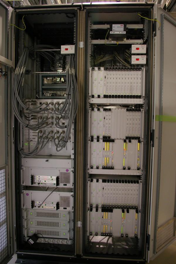 Le MSS de T2K (Tokai to Kamioka) protège les aimants supraconducteurs de la ligne de faisceau