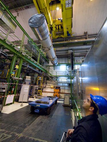 le LHC reçoit son dernier aimant