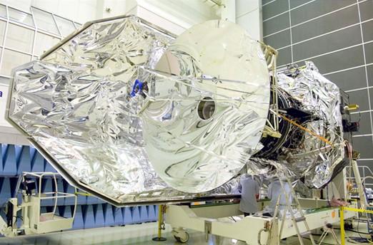 Les télescopes européens Herschel et Planck aux sources de l'Univers