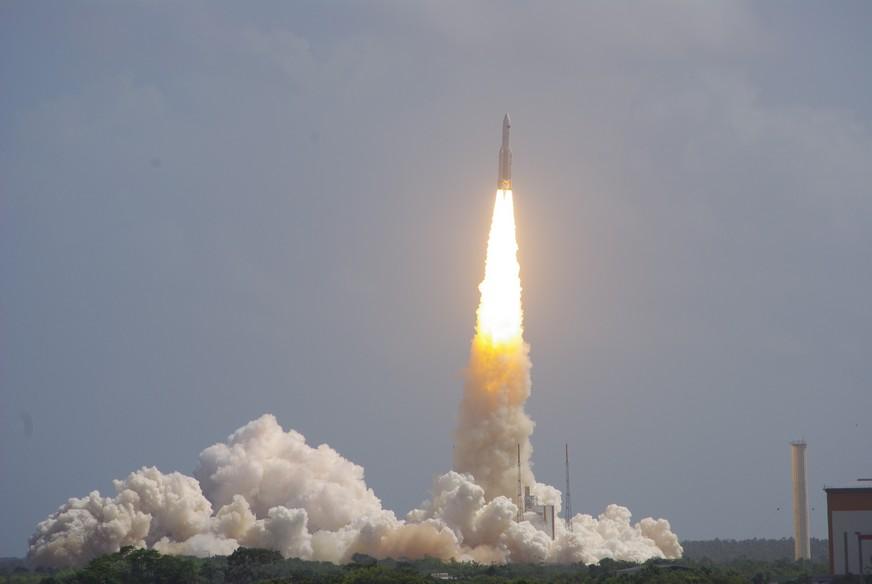 Succès du lancement de  Herschel et Planck par Ariane 5