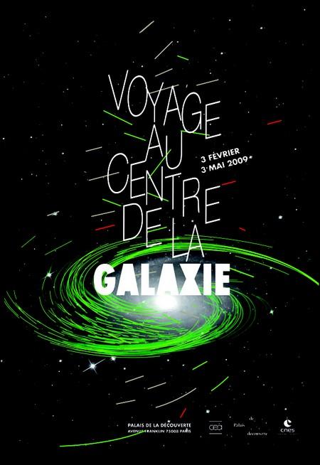 Visite guidée de l'exposition Voyage au Centre de la Galaxie par Jean-Marc Bonnet-Bidaud