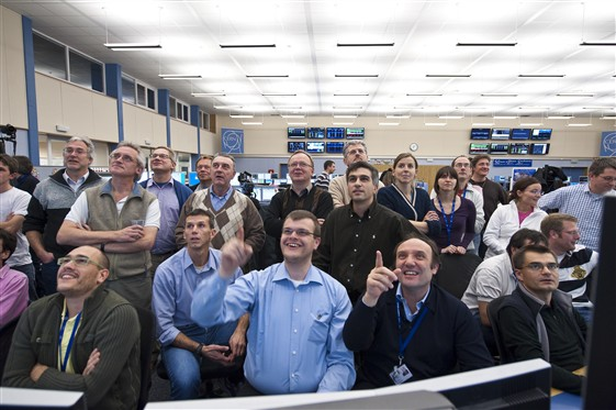 Nouveau record pour le LHC